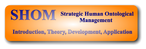 Strategic Human Ontological              Management Introduction, Theory, Development, Application  SHOM