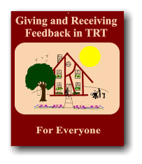For Everyone Giving and Receiving Feedback in TRT
